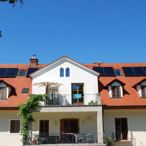 Fam. Schreiner, Neudorf errichtet 2014