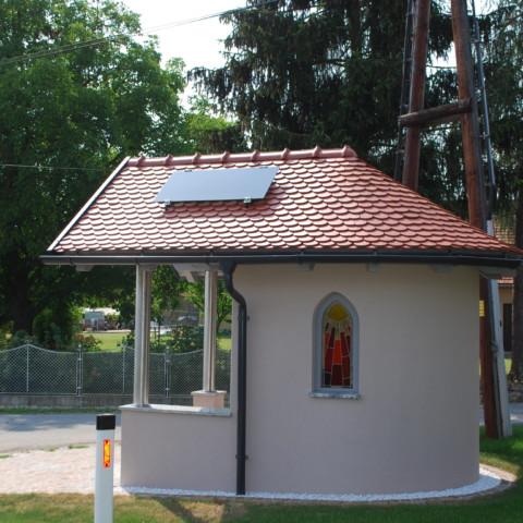 Kapelle Stocking, errichtet 2013
