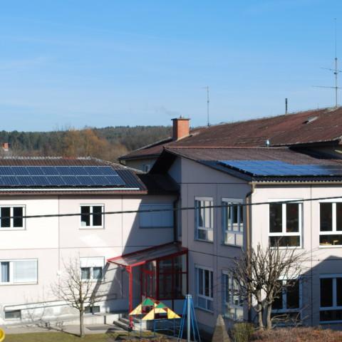 Kindergarten und Gemeinde Söding, errichtet 2011