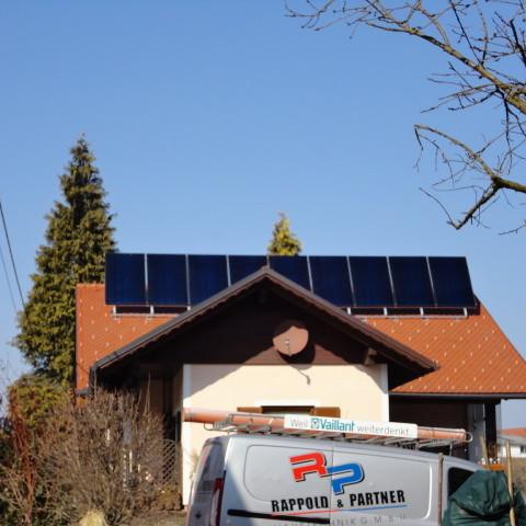 Fam.Reinbacher, Dobl errichtet 2013