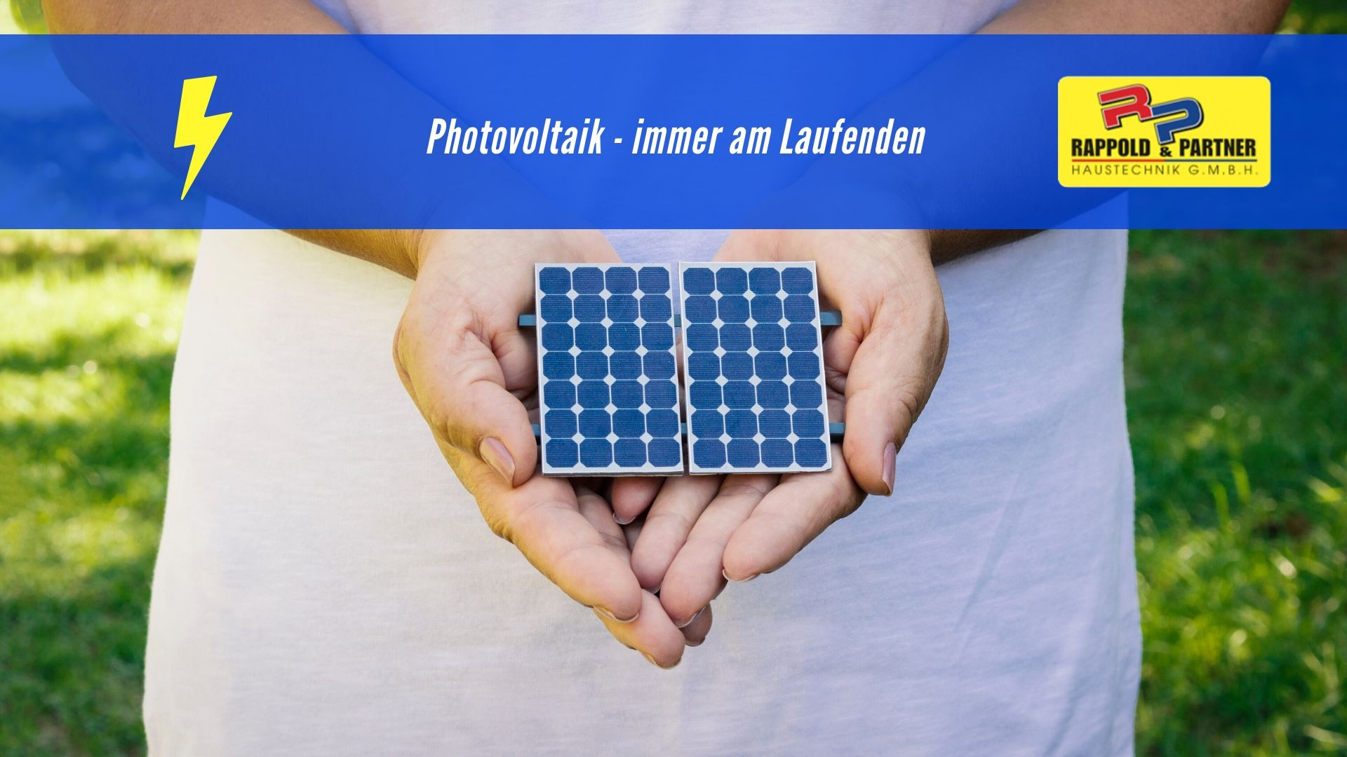 Förderungen Photovoltaik